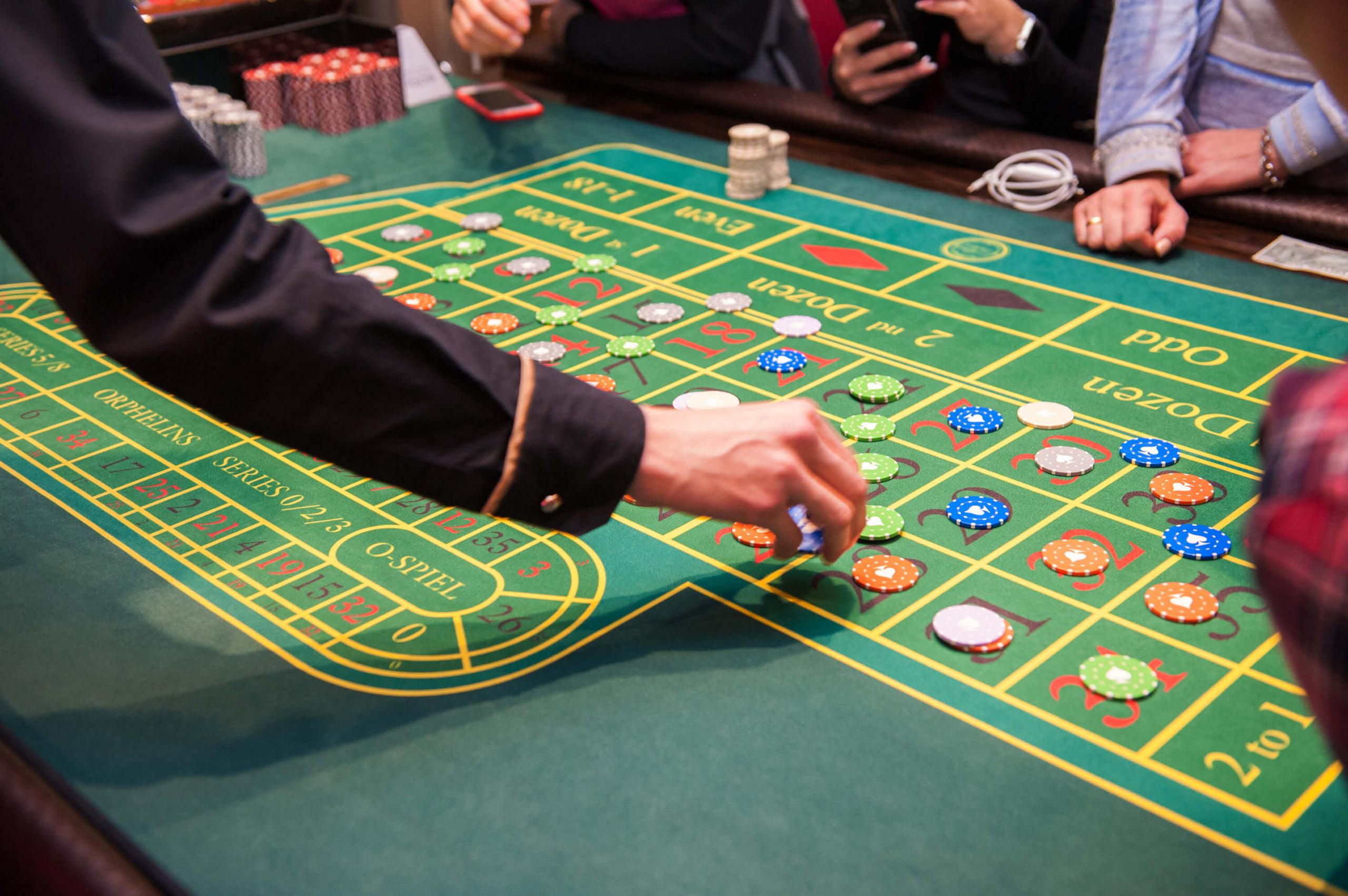 Valitse turvallinen ja luotettava kasino